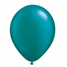 "Qualatex 11 inch Balloons - Pearl Teal 11"" Balloons (Radiant 100pcs)"